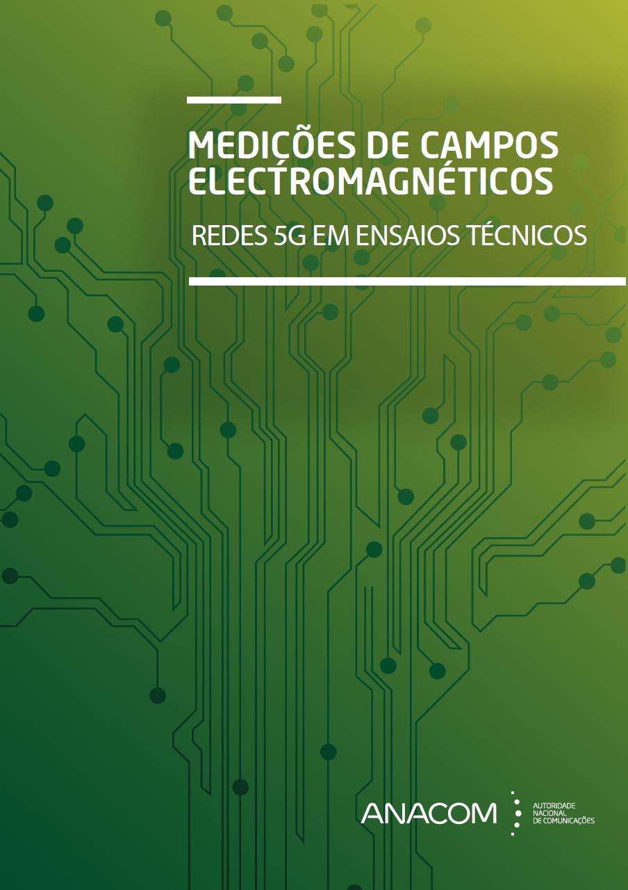 ANACOM - medições campos eletromagnéticos