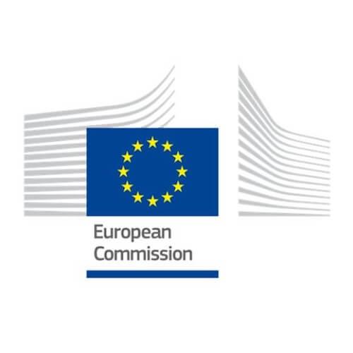 Logo da Comissão Europeia (CE)