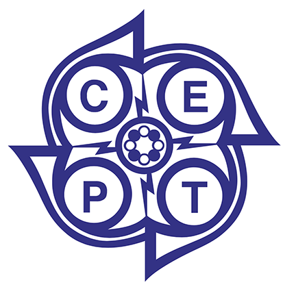 Logo do CEPT