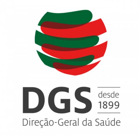 Logo da DGS
