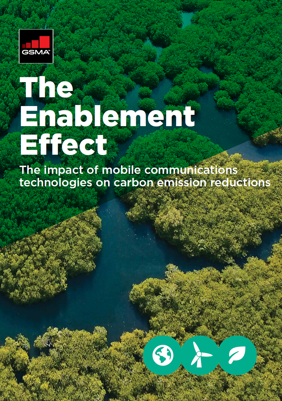 GSMA - The enablement effect