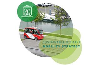 Estratégia de mobilidade sustentável e inteligente
